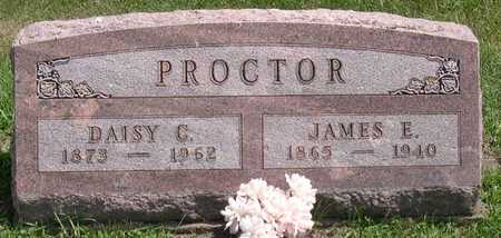 PROCTOR, JAMES E. - Linn County, Iowa | JAMES E. PROCTOR