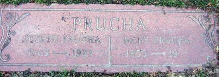 PRUCHA, JOSEPH - Linn County, Iowa | JOSEPH PRUCHA