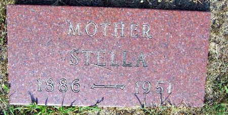 PUDIL, STELLA - Linn County, Iowa | STELLA PUDIL