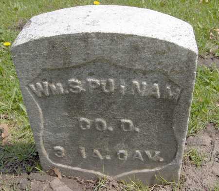 PUTNAM, WILLIAM S. - Linn County, Iowa | WILLIAM S. PUTNAM
