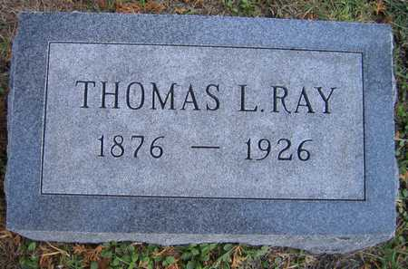 RAY, THOMAS L. - Linn County, Iowa | THOMAS L. RAY