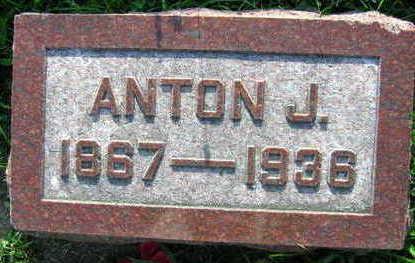 REBEC, ANTON J. - Linn County, Iowa | ANTON J. REBEC