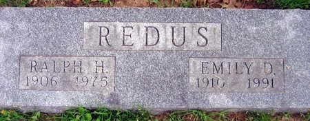 REDUS, EMILY O. - Linn County, Iowa | EMILY O. REDUS