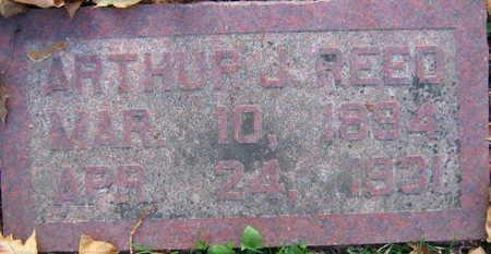 REED, ARTHUR J. - Linn County, Iowa | ARTHUR J. REED