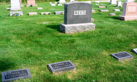 REED, JENNIE E. - Linn County, Iowa | JENNIE E. REED