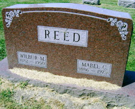 REED, MABEL C. - Linn County, Iowa | MABEL C. REED