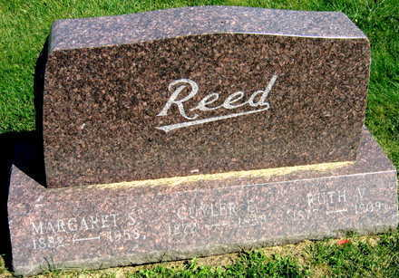REED, RUTH V. - Linn County, Iowa | RUTH V. REED