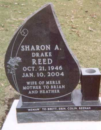 DRAKE REED, SHARON A. - Linn County, Iowa | SHARON A. DRAKE REED