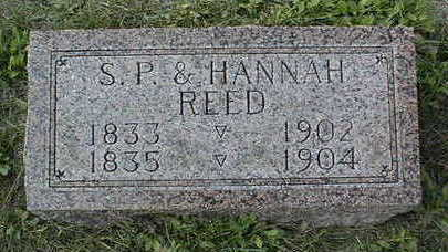 REED, HANNAH - Linn County, Iowa | HANNAH REED