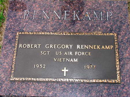 RENNEKAMP, ROBERT GREGORY - Linn County, Iowa | ROBERT GREGORY RENNEKAMP