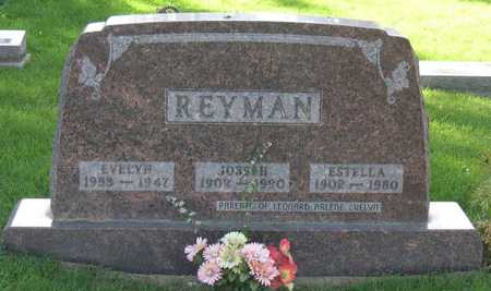 REYMAN, ESTELLA - Linn County, Iowa | ESTELLA REYMAN