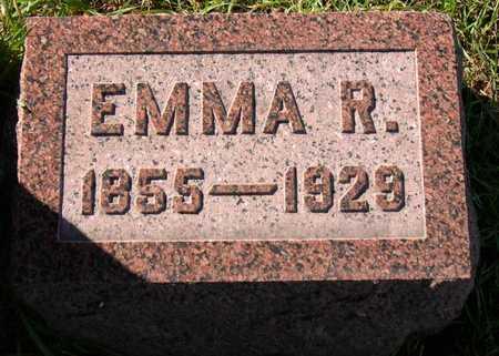 REYNOLDS, EMMA R. - Linn County, Iowa | EMMA R. REYNOLDS