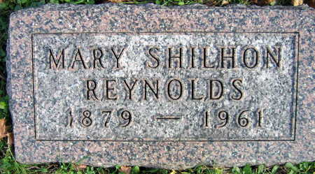 SHILHON REYNOLDS, MARY - Linn County, Iowa | MARY SHILHON REYNOLDS