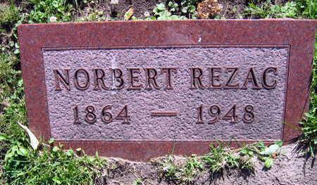 REZAC, NORBERT - Linn County, Iowa | NORBERT REZAC