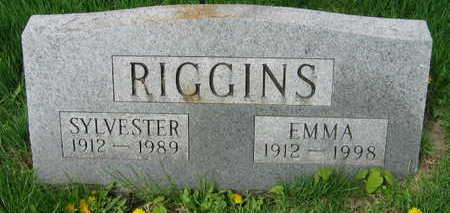 RIGGINS, EMMA - Linn County, Iowa | EMMA RIGGINS