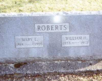 ROBERTS, MARY E. - Linn County, Iowa | MARY E. ROBERTS
