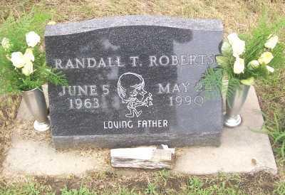 ROBERTS, RANDALL T. - Linn County, Iowa | RANDALL T. ROBERTS