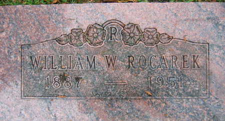 ROCAREK, WILLIAM W. - Linn County, Iowa | WILLIAM W. ROCAREK
