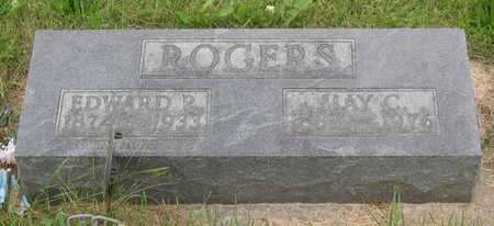 ROGERS, MAY C. - Linn County, Iowa | MAY C. ROGERS
