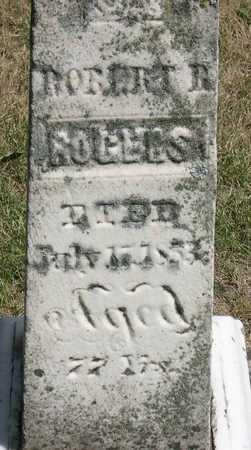 ROGERS, ROBERT R. - Linn County, Iowa | ROBERT R. ROGERS