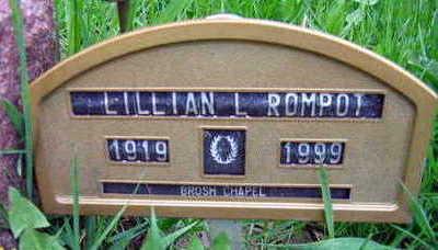 ROMPOT, LILLIAN L. - Linn County, Iowa | LILLIAN L. ROMPOT