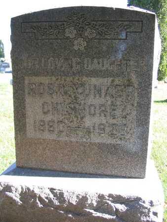 CHISMORE, ROSA - Linn County, Iowa | ROSA CHISMORE