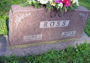 ROSS, MARY K. - Linn County, Iowa | MARY K. ROSS