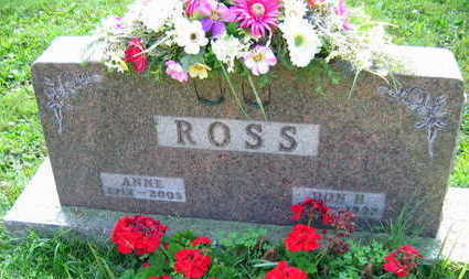 ROSS, DON H. - Linn County, Iowa | DON H. ROSS