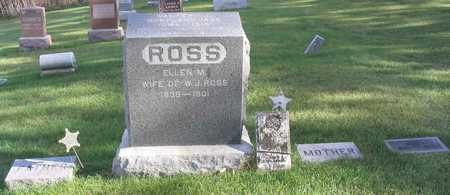 ROSS, FAMILY STONE - Linn County, Iowa | FAMILY STONE ROSS