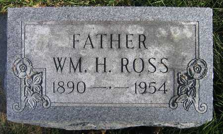 ROSS, WM. H. - Linn County, Iowa | WM. H. ROSS