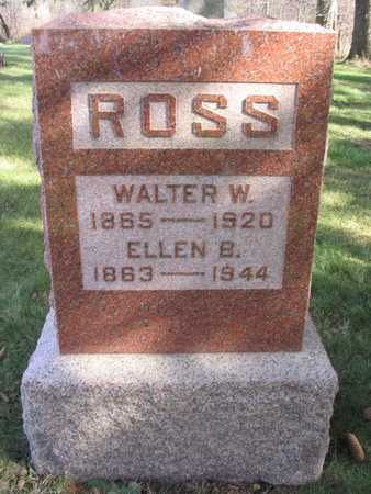 ROSS, ELLEN B. - Linn County, Iowa | ELLEN B. ROSS