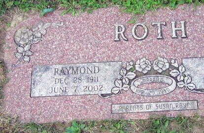 ROTH, RAYMOND - Linn County, Iowa | RAYMOND ROTH