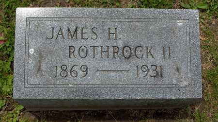 ROTHROCK, JAMES H., II - Linn County, Iowa | JAMES H., II ROTHROCK