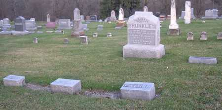 RUNKLE, FAMILY PLOT - Linn County, Iowa | FAMILY PLOT RUNKLE