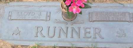 RUNNER, LLOYD J - Linn County, Iowa | LLOYD J RUNNER
