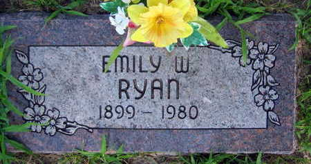 RYAN, EMILE W. - Linn County, Iowa | EMILE W. RYAN