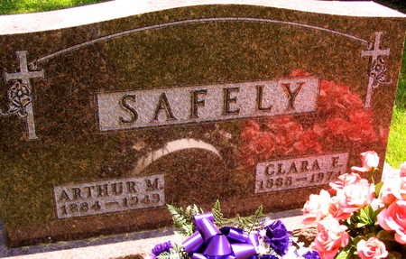 SAFELY, CLARA E. - Linn County, Iowa | CLARA E. SAFELY