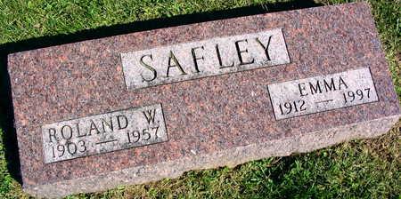 SAFLEY, EMMA - Linn County, Iowa | EMMA SAFLEY