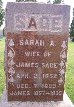 SAGE, JAMES - Linn County, Iowa | JAMES SAGE