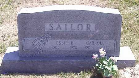SAILOR, ESSIE B. - Linn County, Iowa | ESSIE B. SAILOR