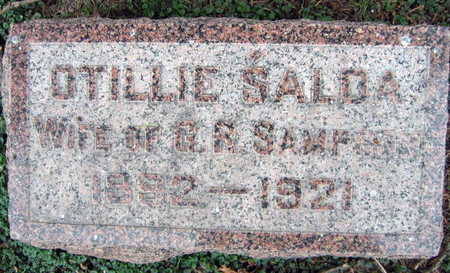 SAMPSON, OTILLIE - Linn County, Iowa | OTILLIE SAMPSON