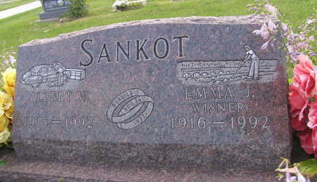SANKOT, ALBERT W. - Linn County, Iowa | ALBERT W. SANKOT