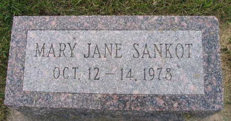 SANKOT, MARY JANE - Linn County, Iowa | MARY JANE SANKOT