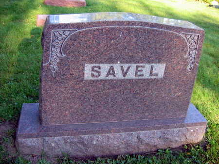 SAVEL, FAMILY STONE - Linn County, Iowa | FAMILY STONE SAVEL