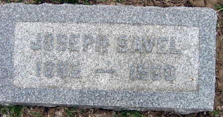 SAVEL, JOSEPH - Linn County, Iowa   JOSEPH SAVEL