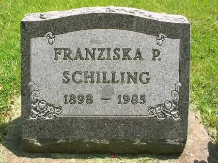 SCHILLING, FRANZISKA P. - Linn County, Iowa | FRANZISKA P. SCHILLING