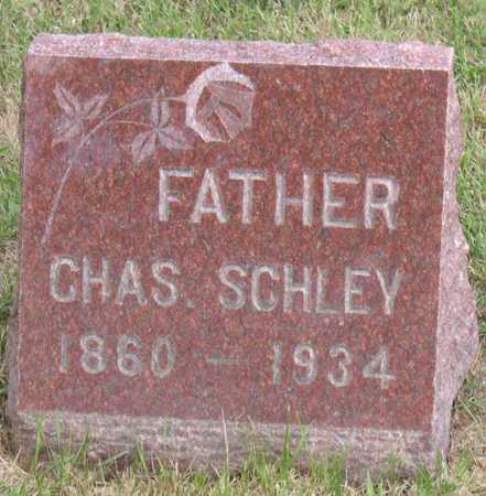 SCHLEY, CHAS. - Linn County, Iowa | CHAS. SCHLEY