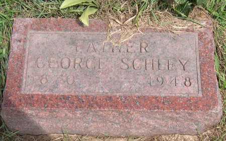 SCHLEY, GEORGE - Linn County, Iowa | GEORGE SCHLEY