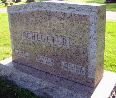 SCHLUETER, WILLIAM - Linn County, Iowa | WILLIAM SCHLUETER