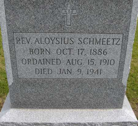 SCHMEETZ, REV. ALOYSIUS - Linn County, Iowa | REV. ALOYSIUS SCHMEETZ